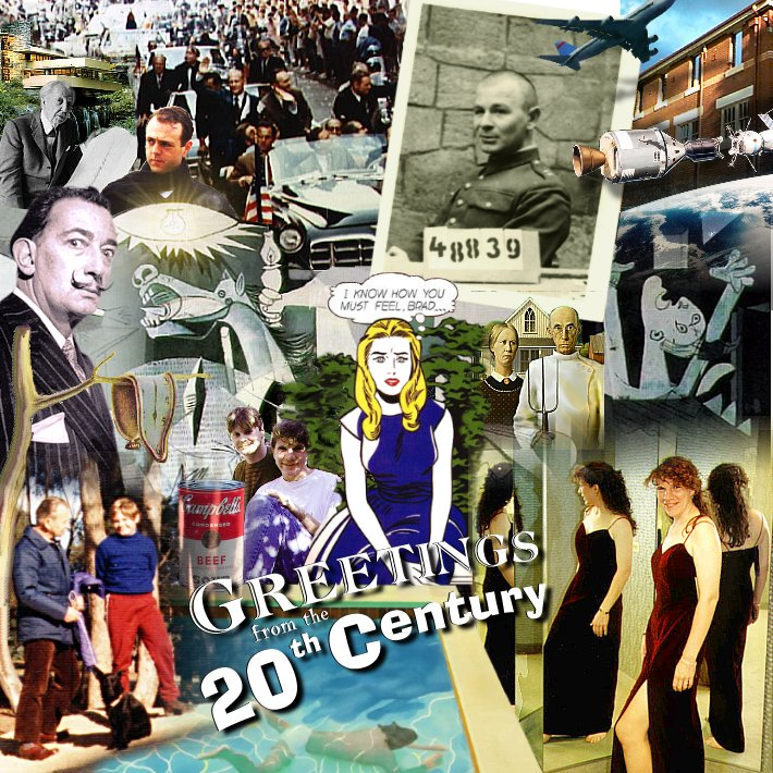 CD : Greetings From the 20th Century